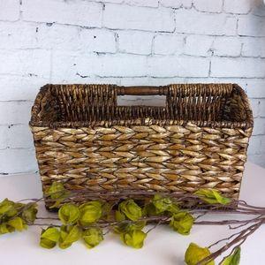 Other - Divided basket/ magazine holder/ organizer